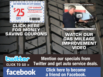 City Garage Tire Service and Repair Center